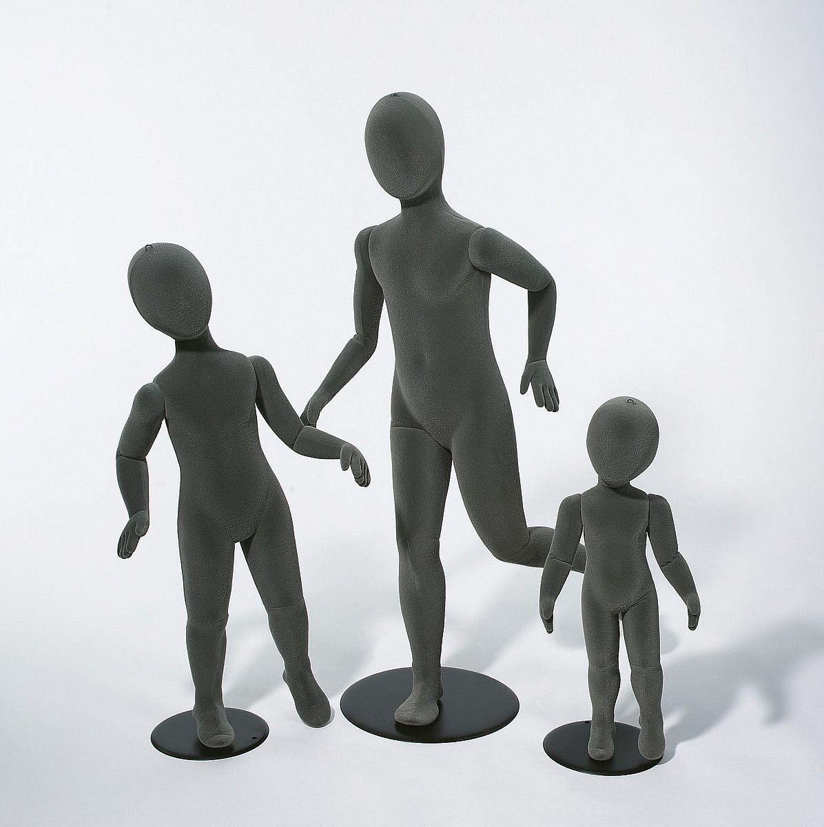 Flexible Kids Abstract Heads