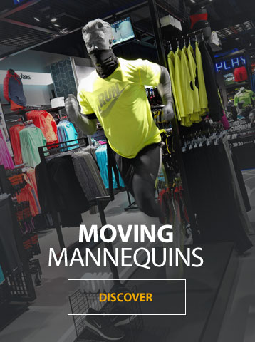 Moving Mannequins
